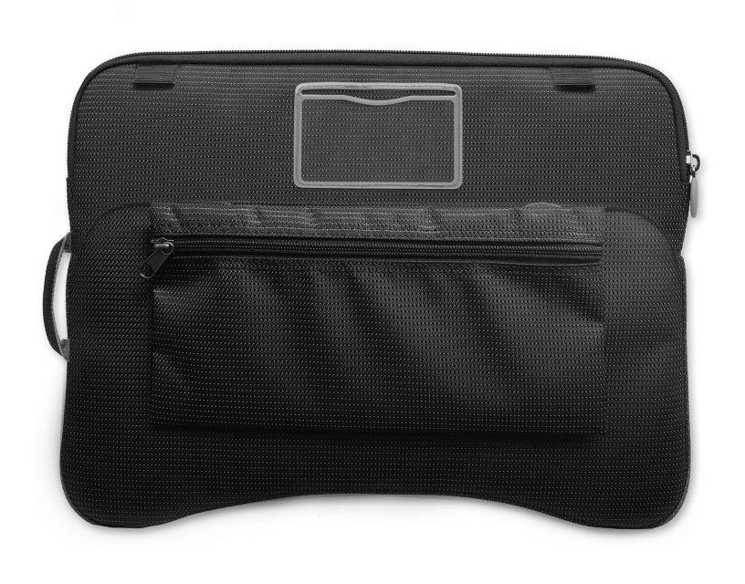 """Brenthaven Tred™ Secure Grip Sleeve with Pouch 11""""/13"""" - Black, BR-2705"""