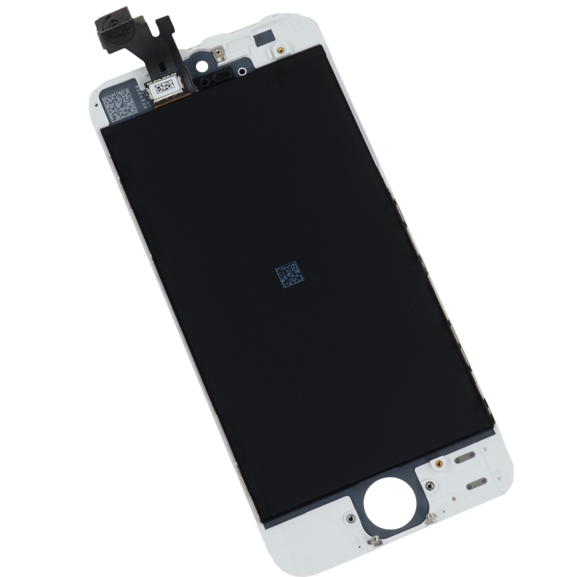 iPhone 5 LCD Screen and Digitizer - White, IF118-000-2
