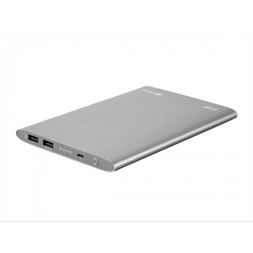Monoprice Executive Series 15,000 mAh Portable Charger, Qualcomm Quick Charge 2.0 & 2.4A Outputs