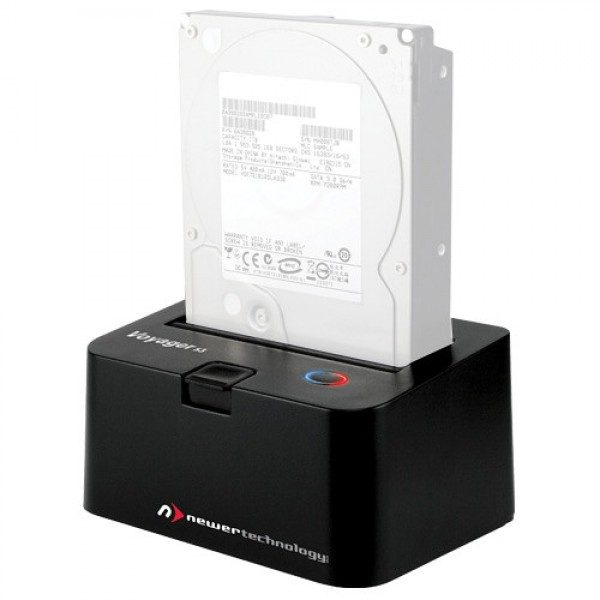NewerTech Voyager S3 - Hard Drive Docking Solution - USB 3.0, NWTU3S3HD