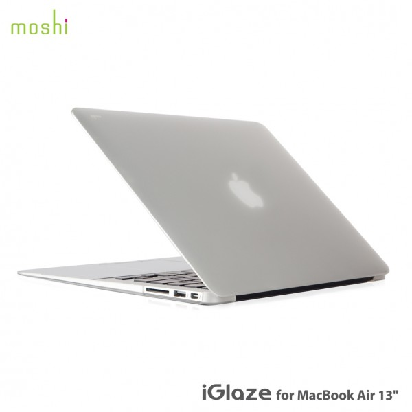 "MOSHi iGlaze Ultra-Slim Case for MacBook Air 13"" - Translucent"