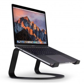 Twelve South Curve for MacBook - Matt Black