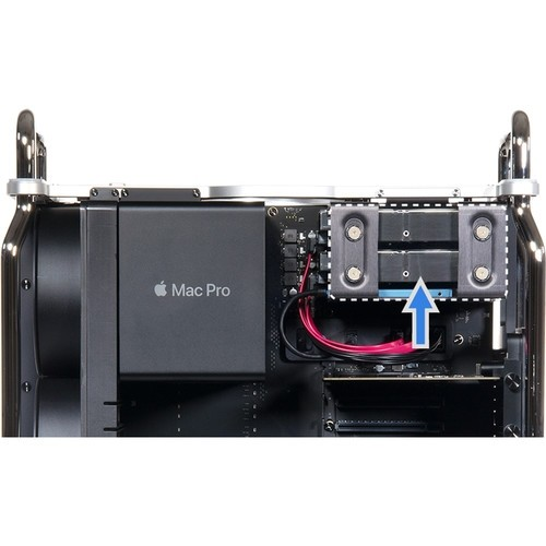 Sonnet Fusion Flex J3i 3-Drive Mounting System for 2019 Mac Pro, SOFUSFLEXJ3