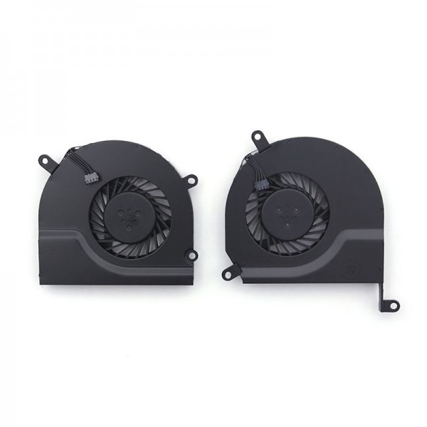 "MacBook Pro 15"" Replacement Fans (Pair) - A1286 (Late 2008-Mid 2012 excluding Mid 2009 2.53 GHz), A1286(2009-2012)"