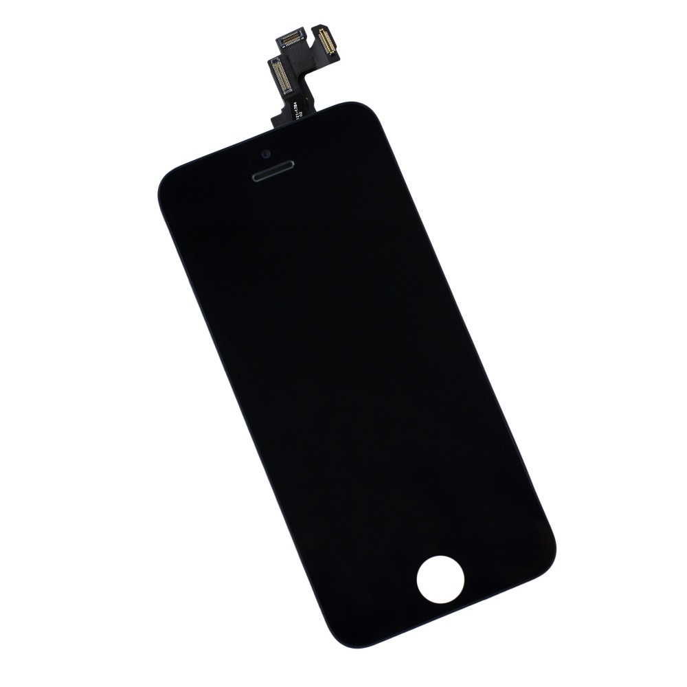 iFixit iPhone SE LCD Screen and Digitizer, New, Part Only - Black, IF327-011-1