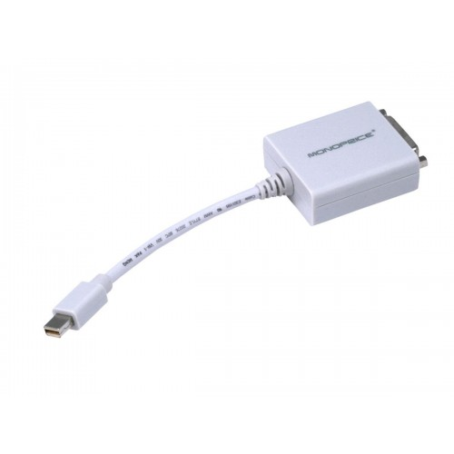 Monoprice Mini DisplayPort / Thunderbolt to DVI Adapter