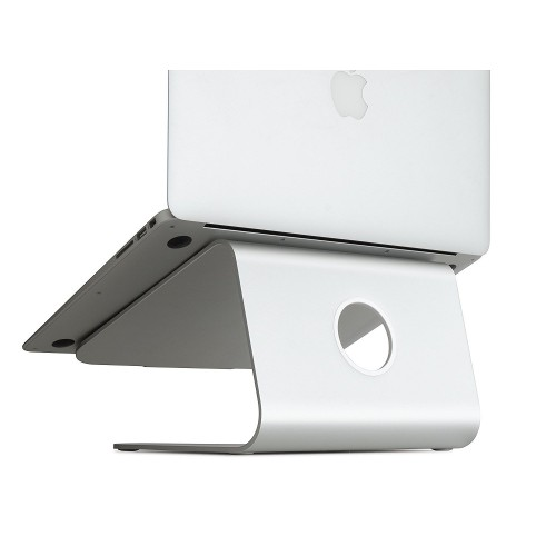 Rain Design mStand Aluminium Laptop Stand for Macbooks - Silver