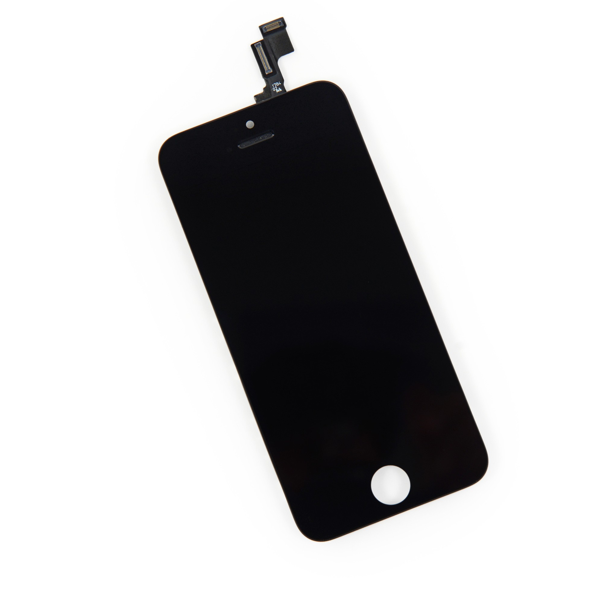 iPhone 5s LCD Screen and Digitizer, New, Part Only - Black, IF124-001-1