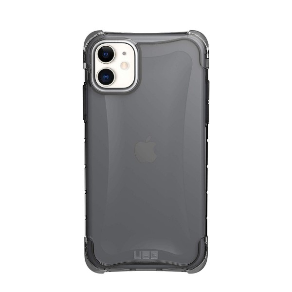 UAG Plyo Case for iPhone 11 Feather-Light Rugged Military Drop Tested - Ash, 111712113131