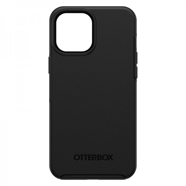 OtterBox Symmetry Series Case For iPhone 12 Pro Max - Black, 77-65462