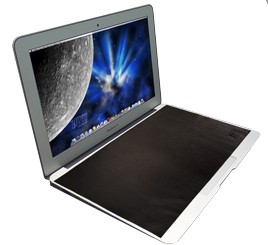 """OWC Laptop Screen Protector for the MacBook Air 11"""", 12"""" PowerBook G4, 12"""" iBook G4, 12"""" iBook G3, or any 11-12"""" Laptop / Notebook computer"""