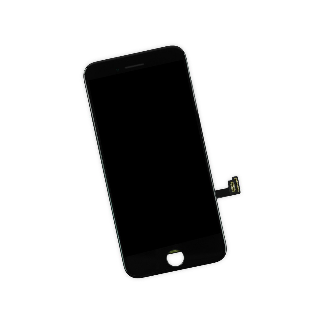 iFixit iPhone 7 LCD Screen and Digitizer Full Assembly, New, Part Only -  Black, IF332-049-1
