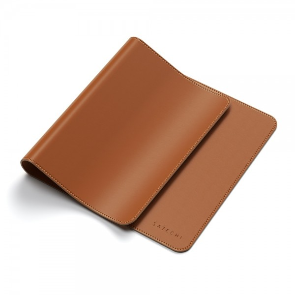 Satechi Eco Leather Deskmate - Brown, ST-LDMN