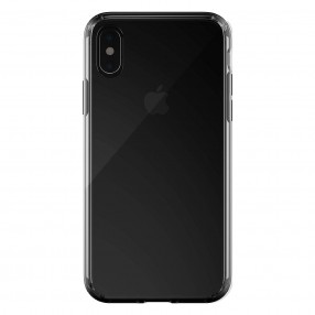Just Mobile TENC (The Emperor's New Clothes) case for iPhone XS Max - Crystal Black