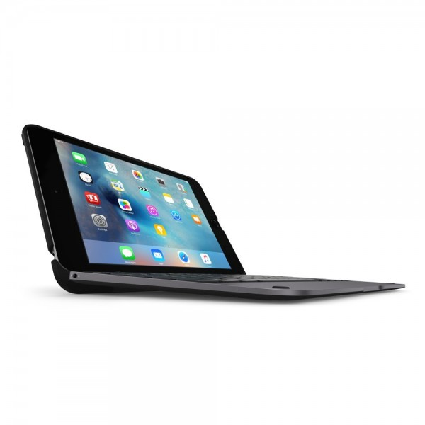 ClamCase Pro for iPad mini 4 - Black, IPD-265-SMK