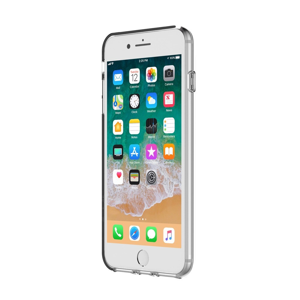 Incipio NGP Pure Slim Polymer Case for iPhone 7+/8+ - Clear, IPH-1506-CLR