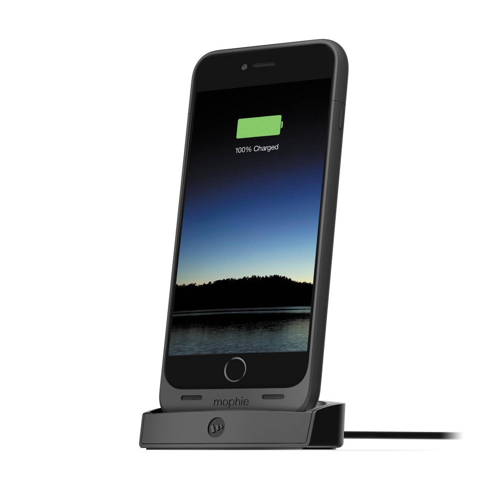mophie Dock for juice pack for iPhone 6 (Black), MO3080