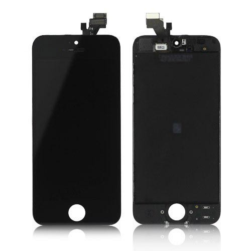 iPhone 5 Complete LCD w/ Digitizer - Black