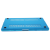 """NewerTech NuGuard Snap-On Laptop Cover for 13"""" MacBook Air (2010-2017) - Light Blue, NWTNGSMBA13LB"""
