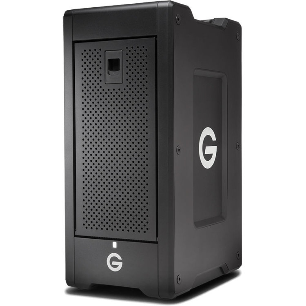 G-Technology G-SPEED Shuttle XL 60TB 8-Bay (6 x 10TB) Thunderbolt 3 RAID Array, Two ev Bay Adapters, GT0G05952
