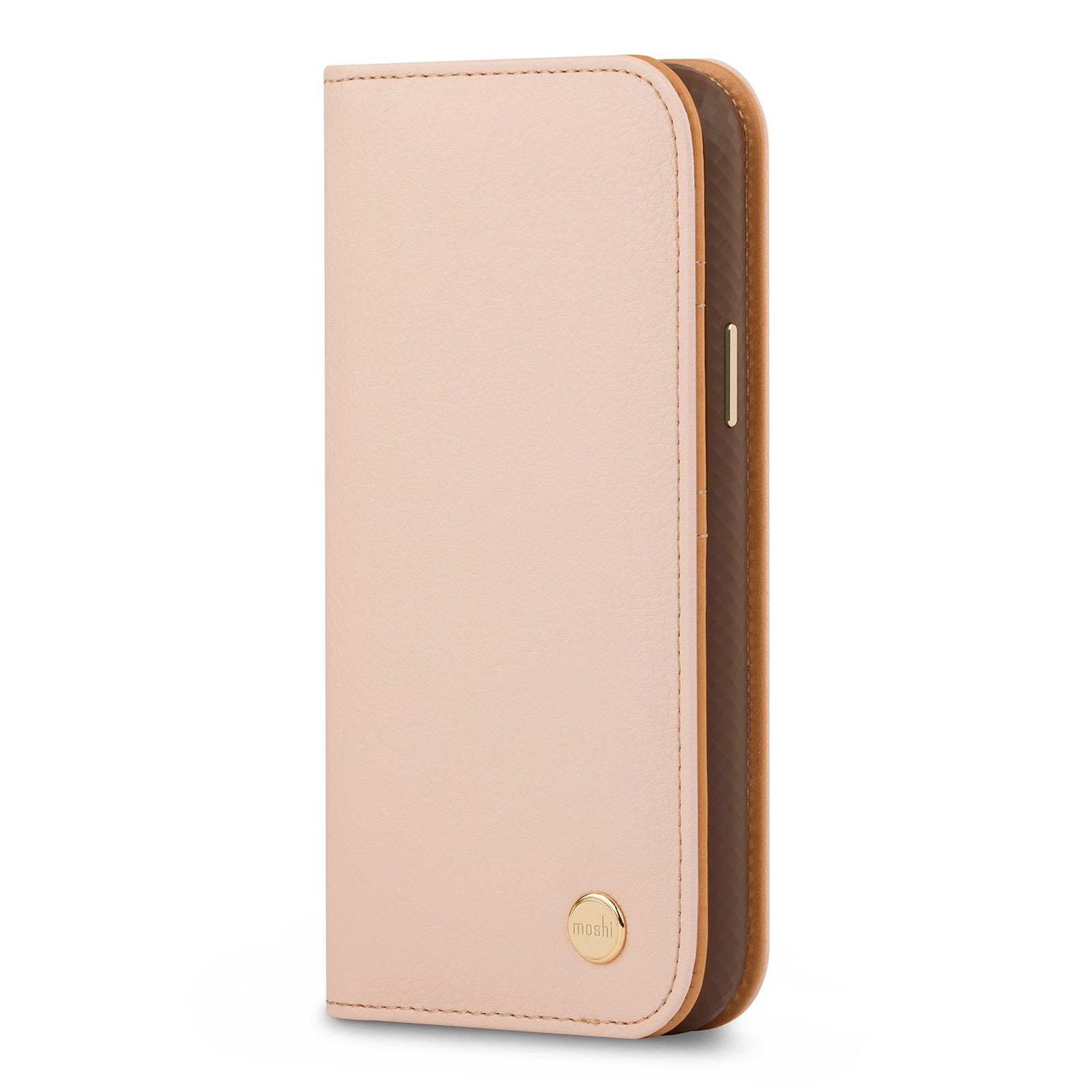 Moshi Overture Case with Detachable Magnetic Wallet - Luna Pink, 99MO091309