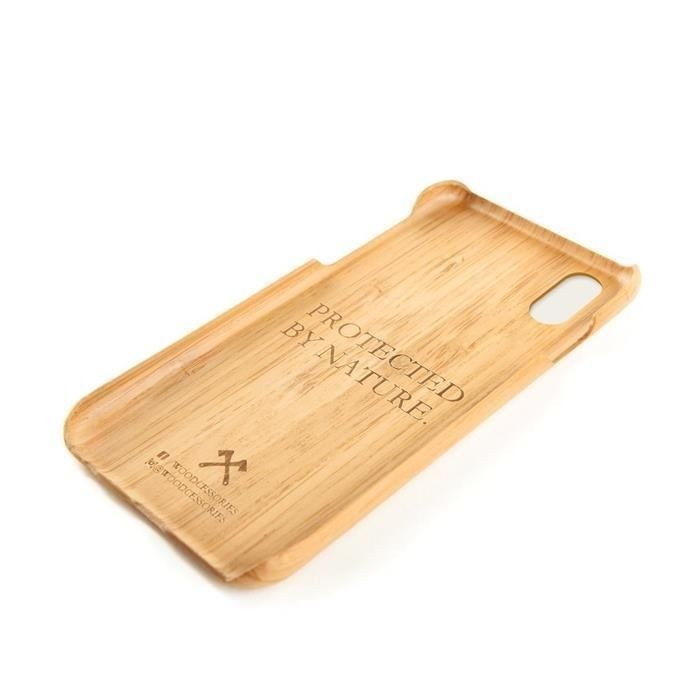 Woodcessories EcoCase Slim for iPhone XR - Bamboo, eco273