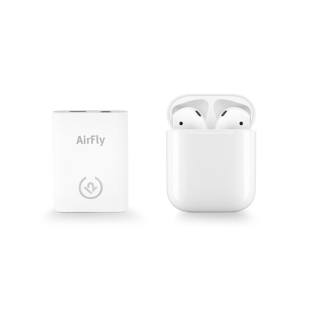Twelve South AirFly Bluetooth Audio Transmitter, 12-1801