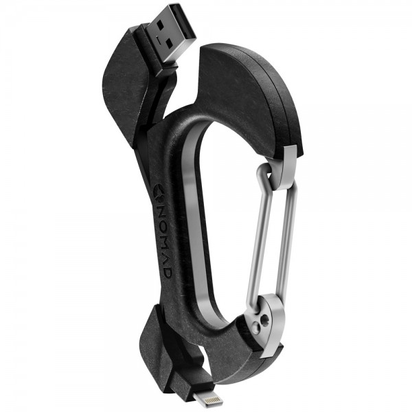 Nomad - Carabiner Lightning Carbon, NM010X1000