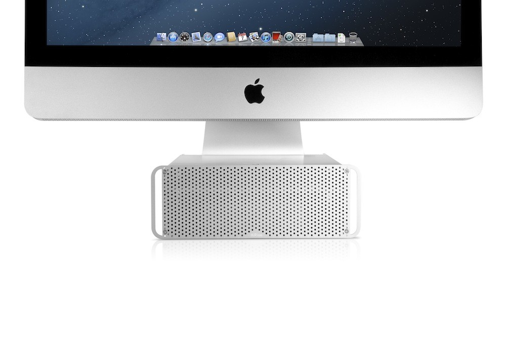 Twelve South HiRise for iMac - iMac stand designed to elevate your iMac or Apple Display, TSHRISE
