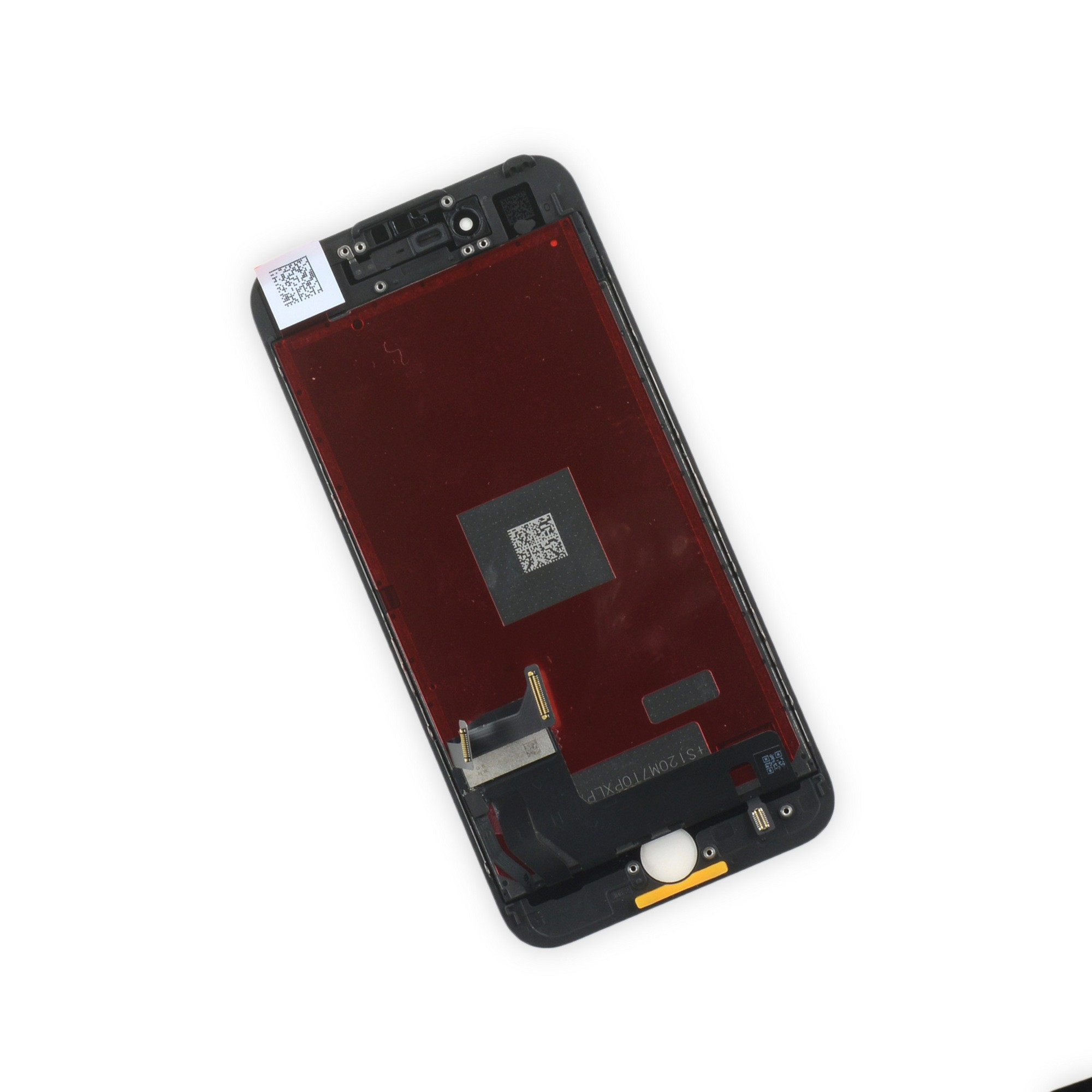 iPhone 7 Complete LCD w/ Digitizer, Brand New - Black, I7A-001B