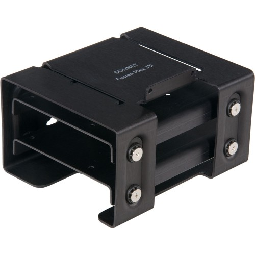 Sonnet Fusion Flex J3i 3-Drive Mounting System for 2019 Mac Pro