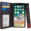 Twelve South BookBook for iPhone Xs Max - Brown, 12-1812