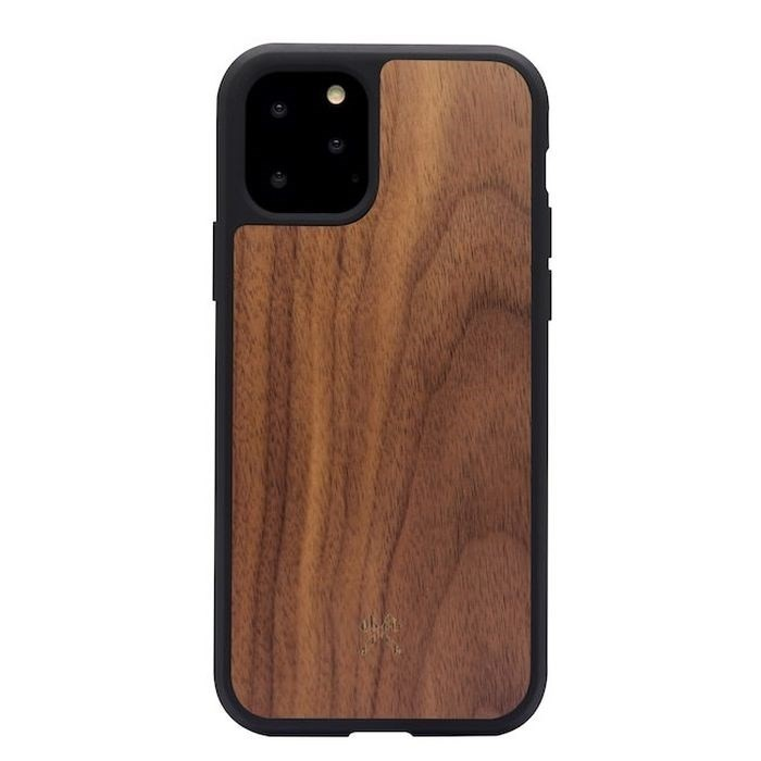 Woodcessories EcoCase Bumper Case for iPhone 11 Pro Max - Walnut, eco315