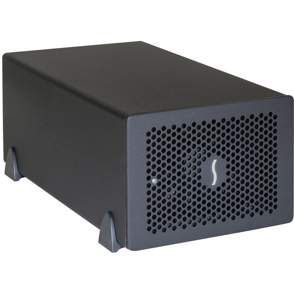 Sonnet Echo Express SE IIIe 3-Slot Thunderbolt 3 Expansion Chassis for PCIe Cards, ECHO-EX-SE3E-T3