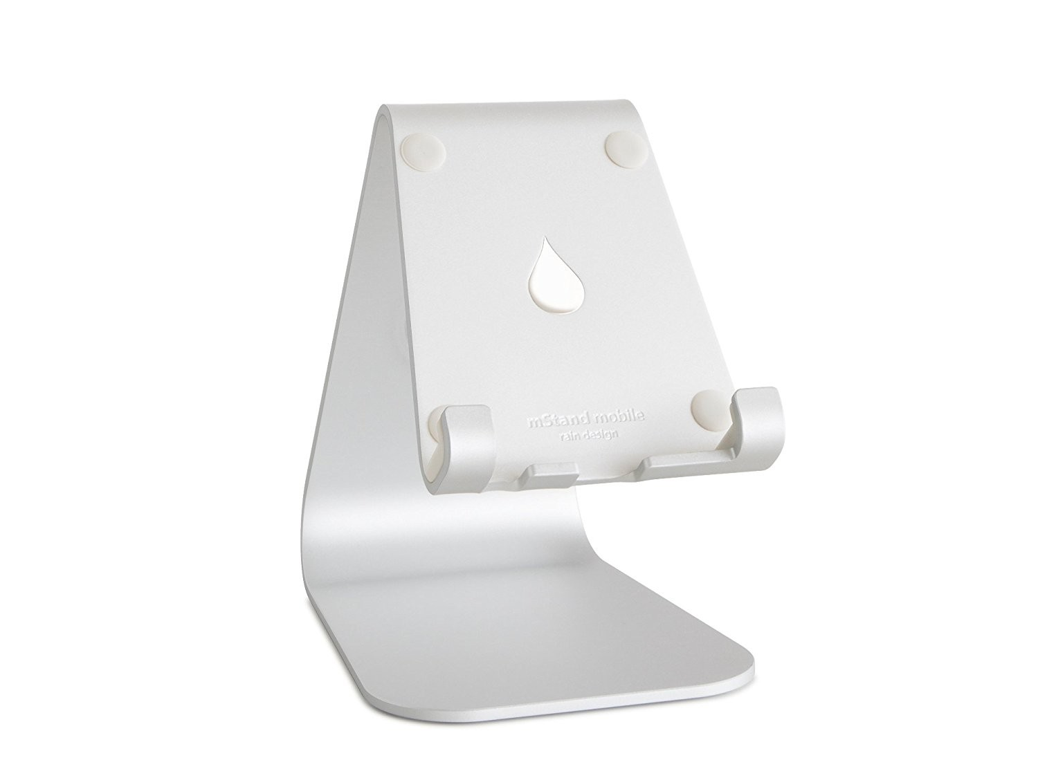 Rain Design mStand Mobile for iPhone and iPad - Silver, RAIN10059