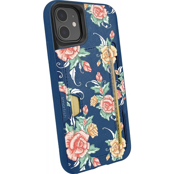Smartish iPhone 11 Wallet Case Vol. 2 - Credit Card Holder (Silk) - Flavor of The Month, Q19M-FEATURED1