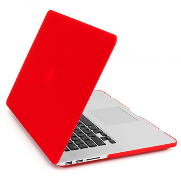 "NewerTech NuGuard Snap-On Laptop Cover for 15"" MacBook Pro with Retina Display - Red, NWTNGSMBPR15RD"