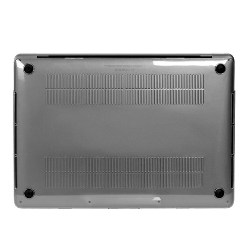 """NewerTech NuGuard Snap-on Laptop Cover for 15"""" MacBook Pro (2016 - Current) - Clear, NWTNGSMBPC15CL"""