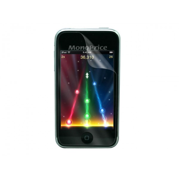 Screen Screen Protector / Protective Film with Glossy Finish for iPod Touch 2nd & 3rd Generation, TOUCH23-5929