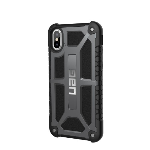 Urban Armor Gear Monarch for iPhone X/Xs - Graphite