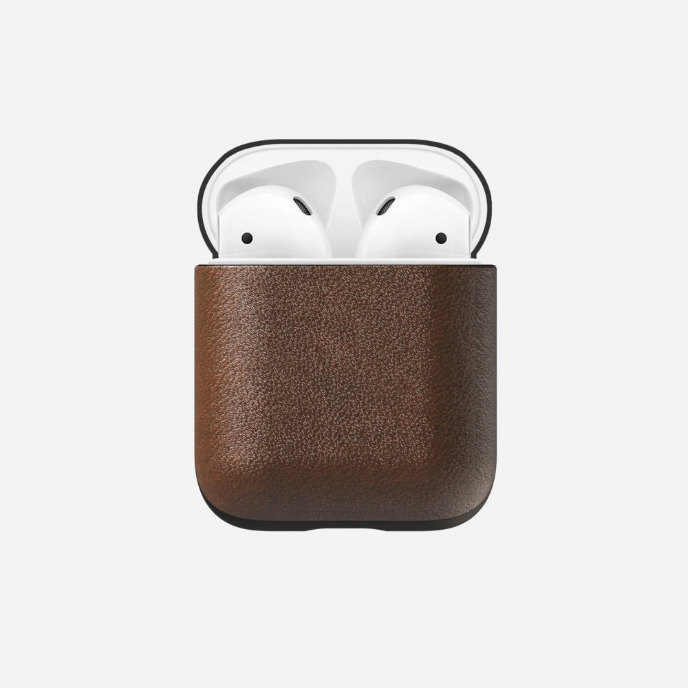 Nomad - AirPods Case - Brown, NM721R0000