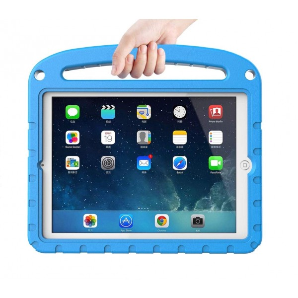 Kids Case for iPad Mini 5 4 3 2 1 - Light Weight Shock Proof Convertible Handle Stand Kids Case for New iPad Mini 5 2019, Mini 4th Generation, iPad Mini 3, iPad Mini 2, iPad Mini - Blue, B07RBSRQKL