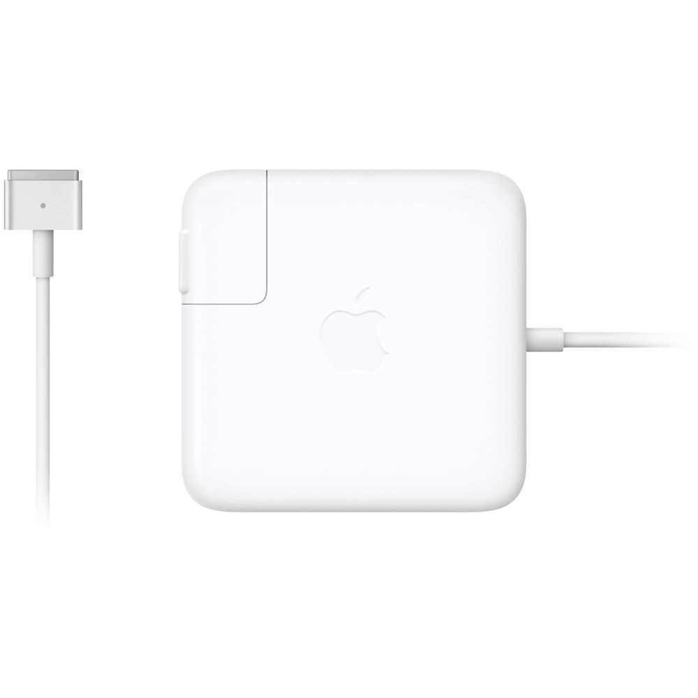 """Apple 60W MagSafe 2 Power Adapter Charger for MacBook Pro Retina 13"""", MAG2-60-MD565"""