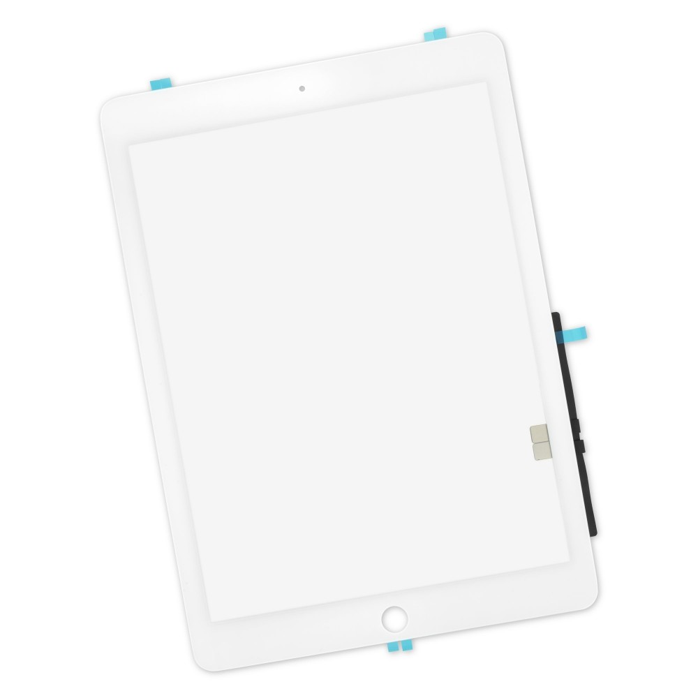 iPad 6 Screen Digitizer New With Adhesive - White,  IF403-000-4