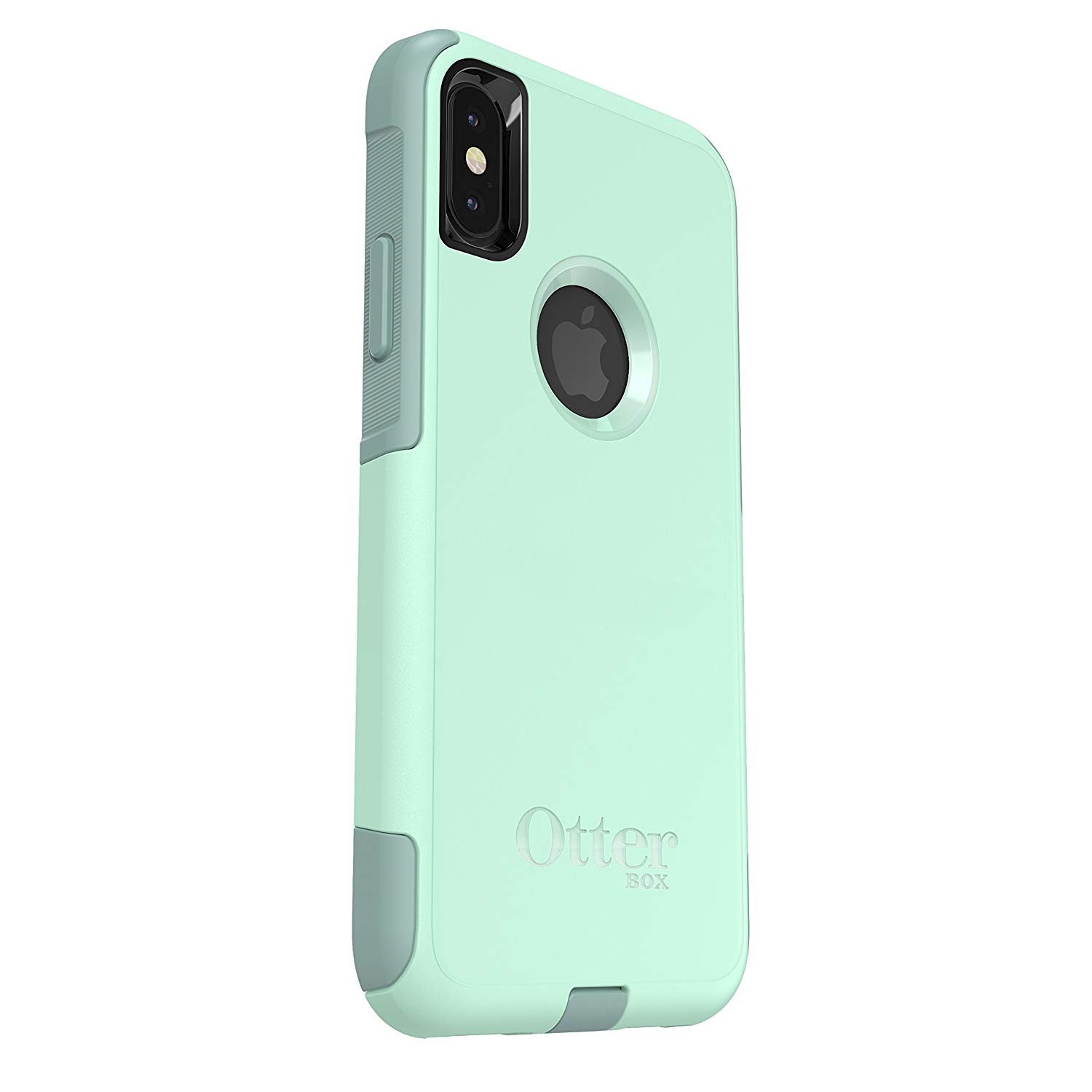 OtterBox Commuter Series Case for iPhone X  - Ocean Way, 77-57062