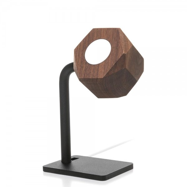 Woodcessories EcoDock for Watch - Walnut, eco179