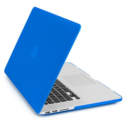 """NewerTech NuGuard Snap-on Laptop Cover for 12"""" MacBook (2015 - Current) - Dark Blue, NWTNGSMBC12DB"""