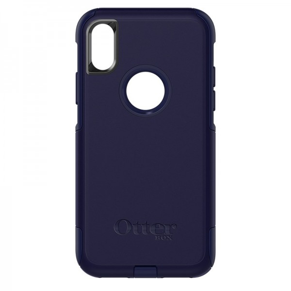 OtterBox Commuter Series Case for iPhone X  - Indigo Way, 77-57060
