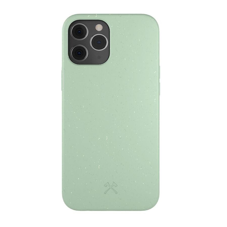 Woodcessories - BioCase - iPhone 12 Pro Max - Mint Green, eco470