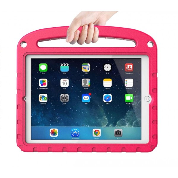 Kids Case for iPad Mini 5 4 3 2 1 - Light Weight Shock Proof Convertible Handle Stand Kids Case for New iPad Mini 5 2019, Mini 4th Generation, iPad Mini 3, iPad Mini 2, iPad Mini - Pink, B07R7V6M39